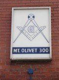 Mount Olivet Lodge No. 300