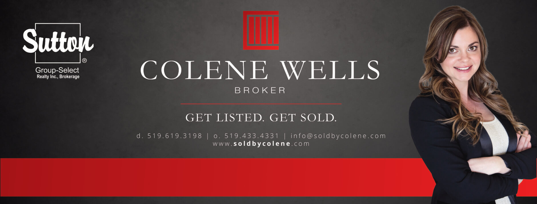 Sutton Group-Select Realty Inc. Brokerage, Independently Owned & Operated. Colene Wells, Broker
