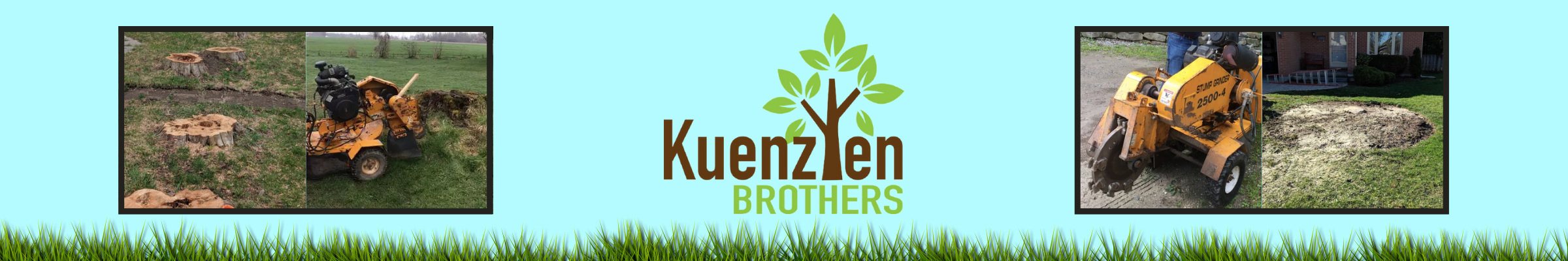 Kuenzlen Brothers: Tree and Stump Removals