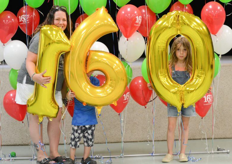 Thorndale's 160th Birthday