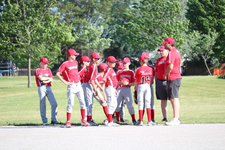 Thorndale Minor Baseball Registration