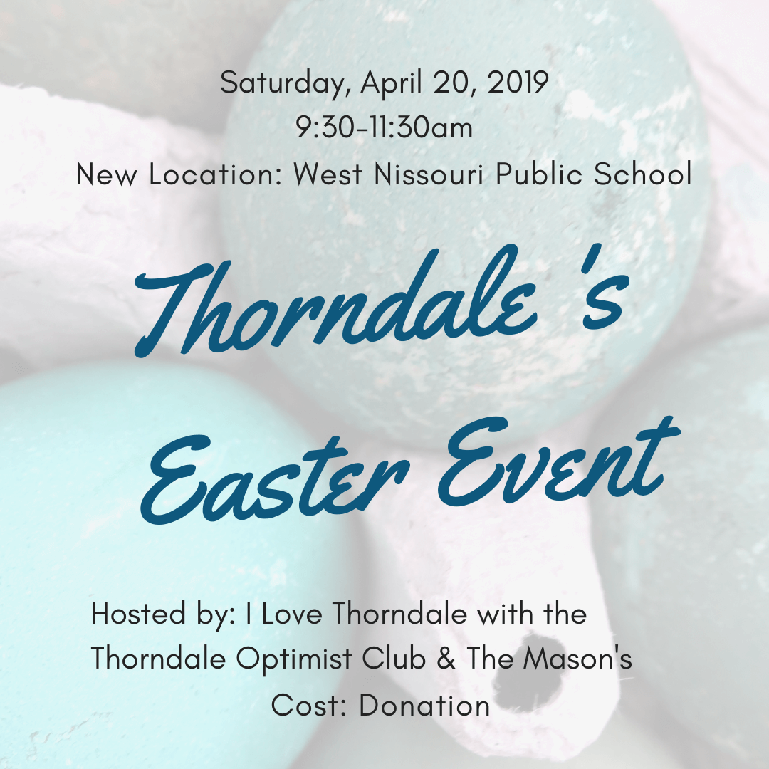 Thorndale Easter Event