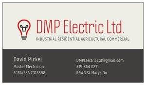 DMP Electric Ltd.