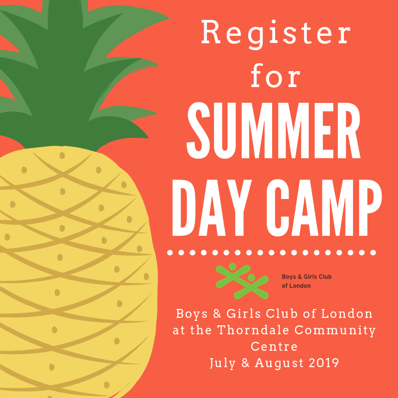 Summer Day Camp in Thorndale