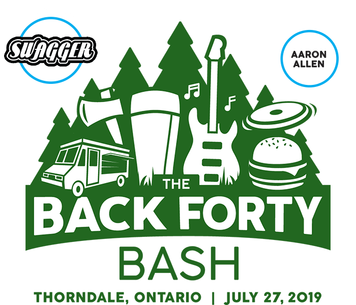 Back Forty Bash - July 27, 2019