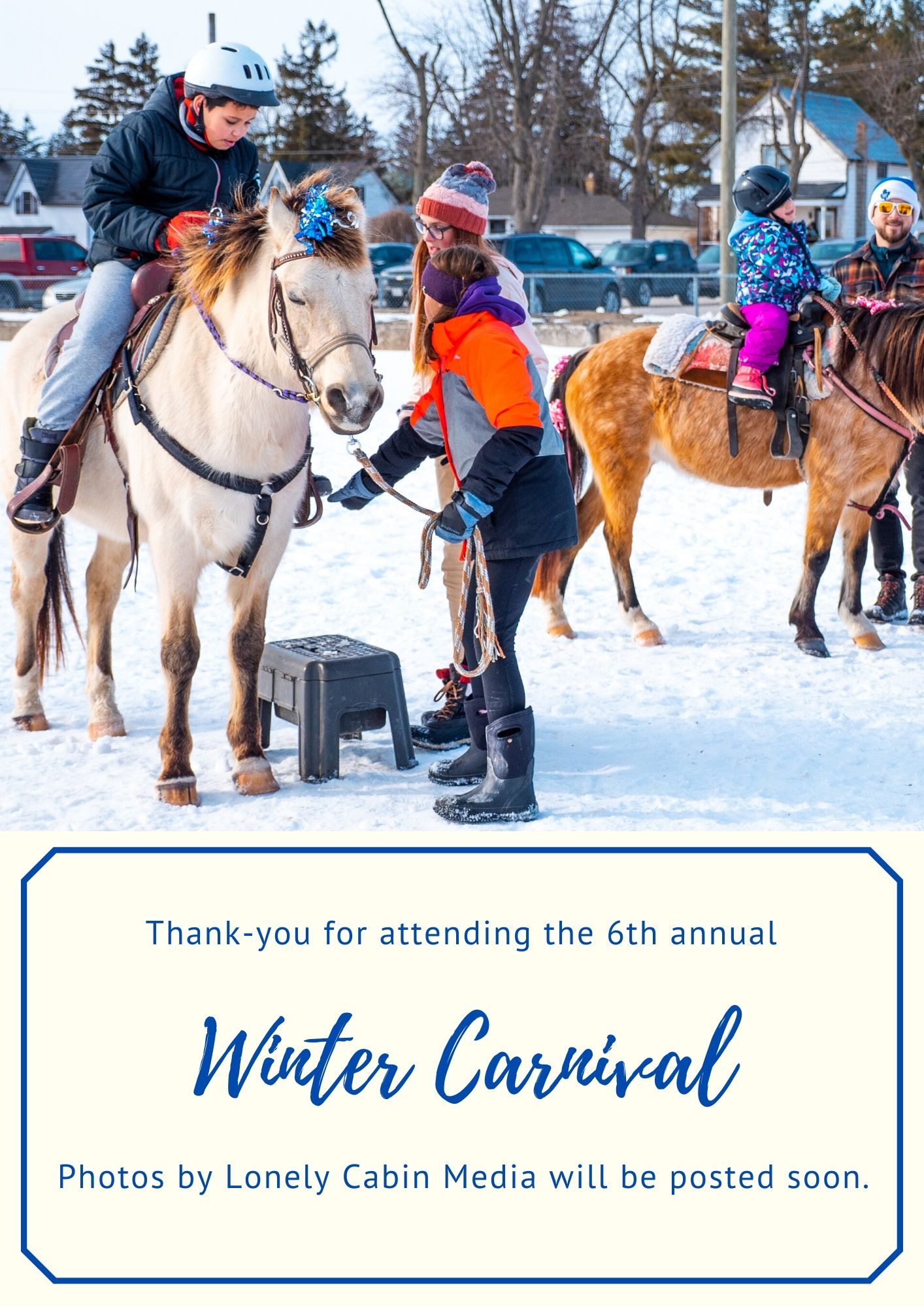 Family Day Winter Carnival