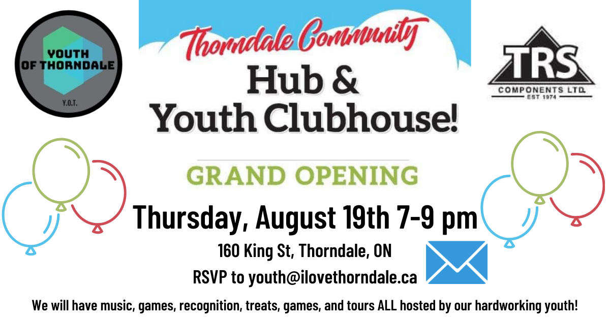 Clubhouse Grand Opening