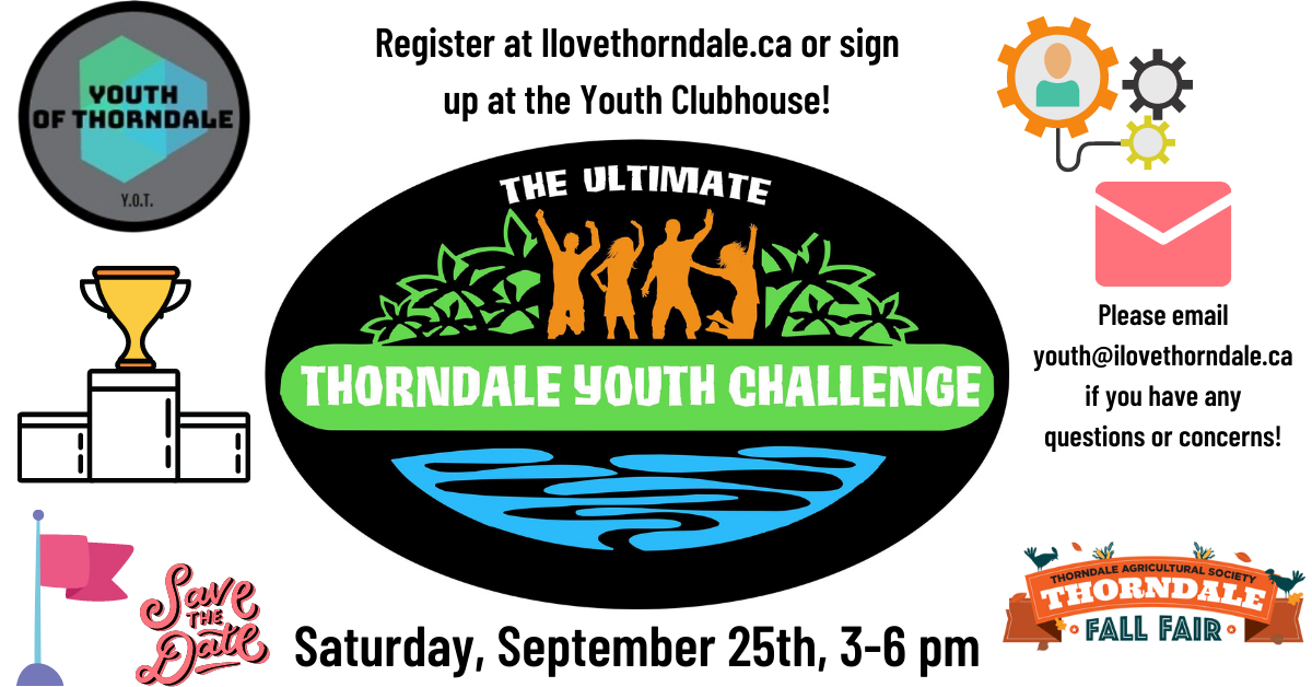 The Ultimate Thorndale Youth Challenge